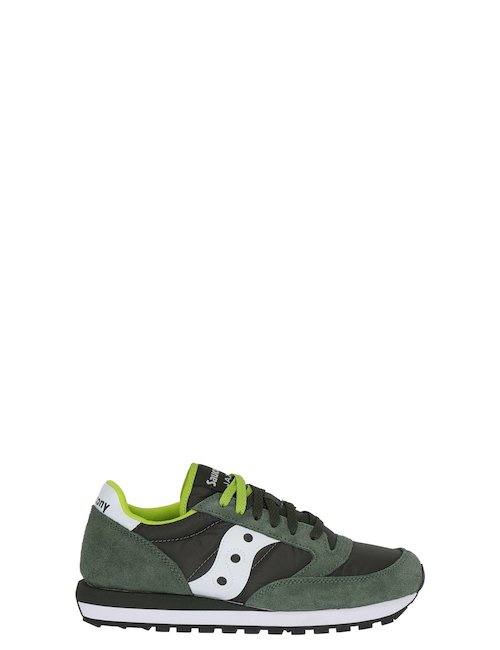 Jazz O' Sneakers In Camoscio