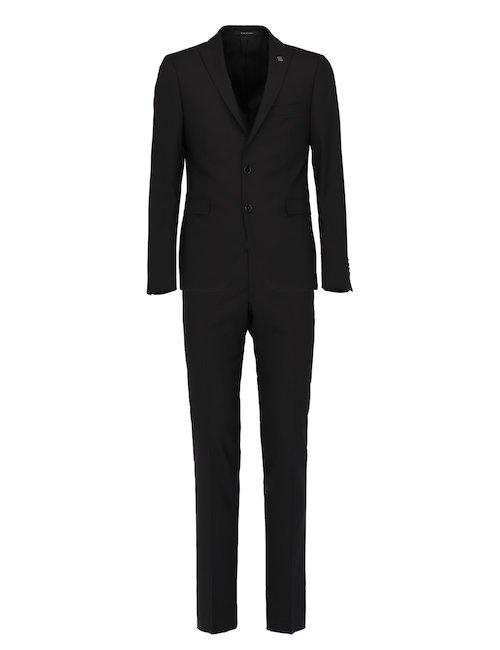 Wool Shadow Suit