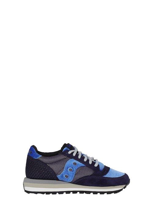 Jazz Triple Sneakers In Velluto