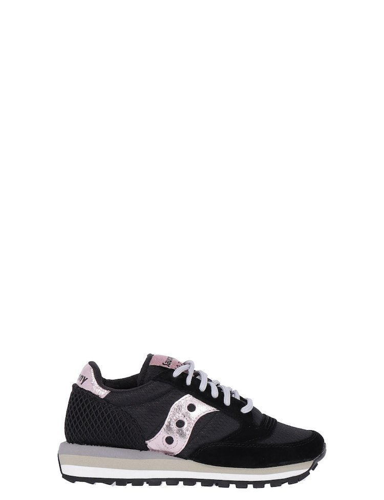 Jazz Triple Velvet Fabric Sneakers