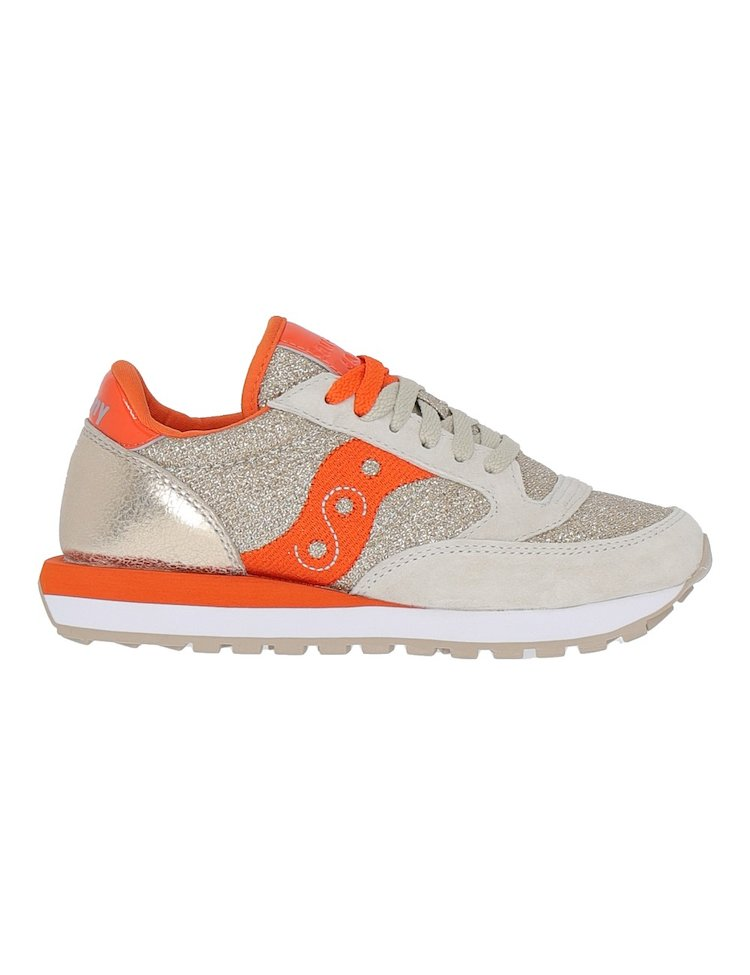 Jazz O' Sparkle Sneakers In Camoscio