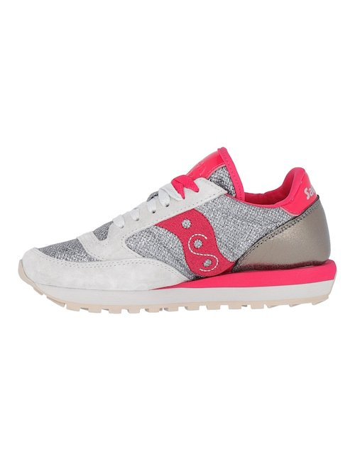 Jazz O' Sparkle Suede Sneakers