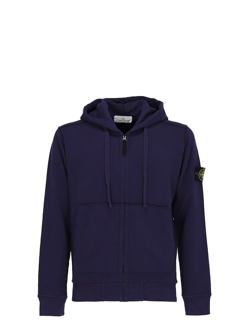 Hooded Cotton Sweatshirt