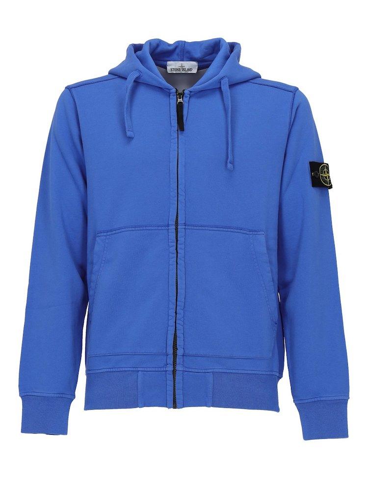 Cotton Sweatshirt With Hood