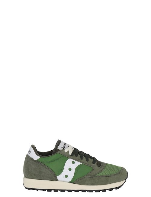 Jazz O' Vintage Sneakers In Camoscio