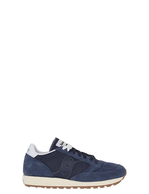 Jazz O' Vintage Suede Sneakers
