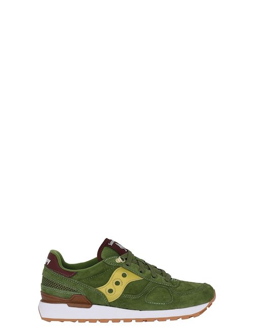 Shadow O' Sneakers In Camoscio
