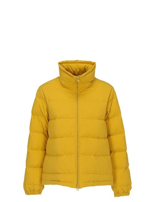 High Collar Down Jacket