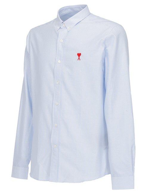Ami de Coeur Button-Down Collar Shirt