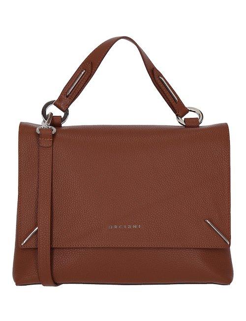 Micron Leather Bag