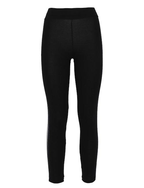 Pantaloni Skinny Con Logo