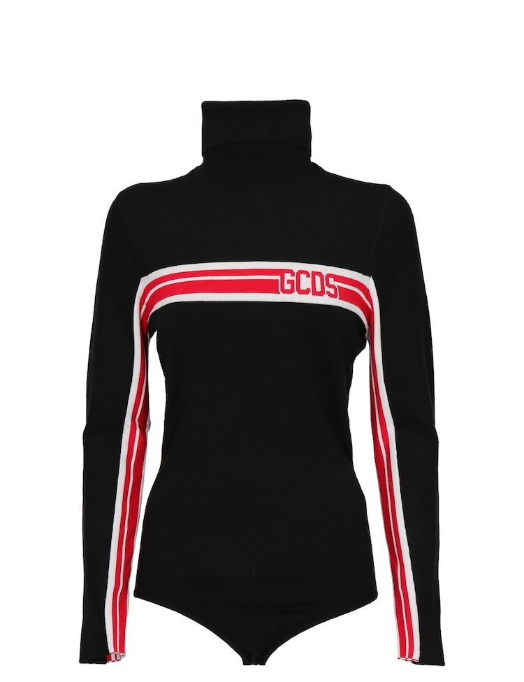 Logo Long Sleeved Body