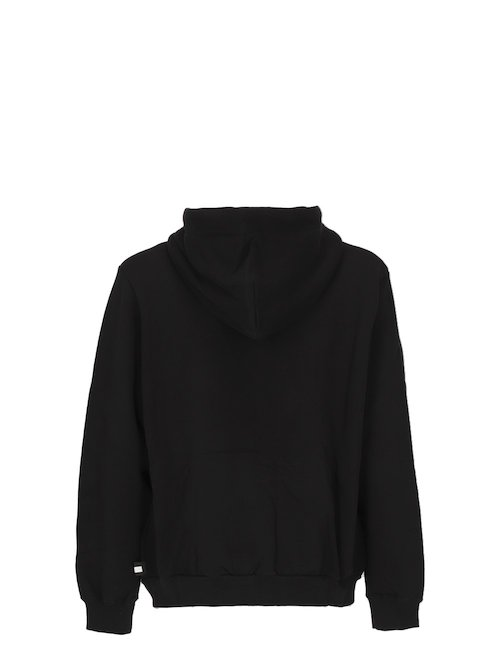 Around Zip Oversize Sweatshirt