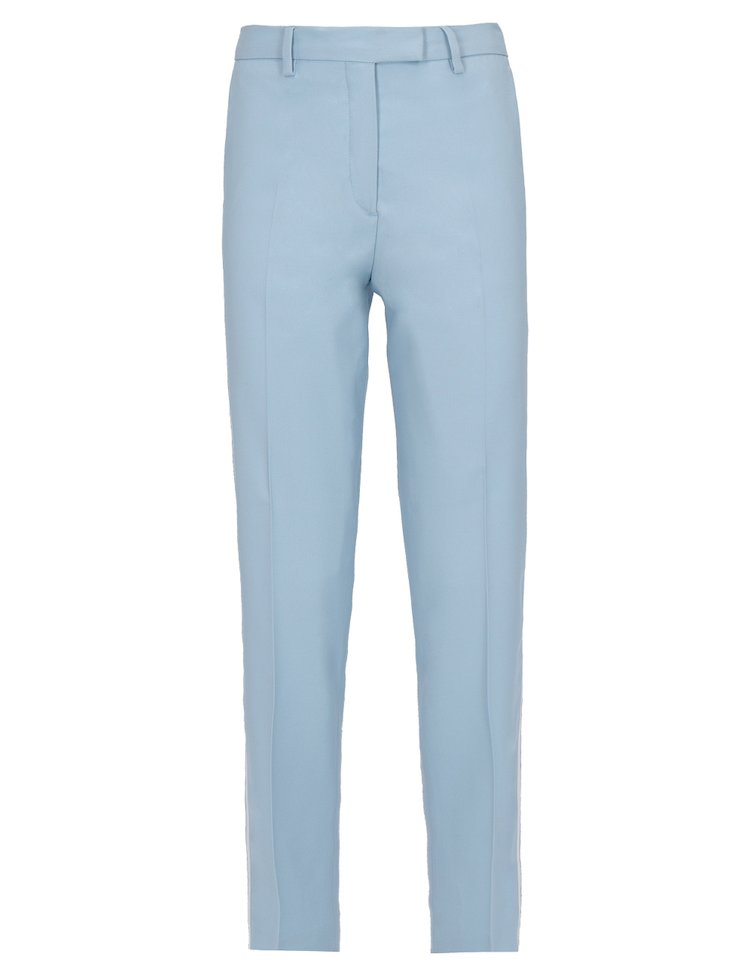 Pants With Side Bands