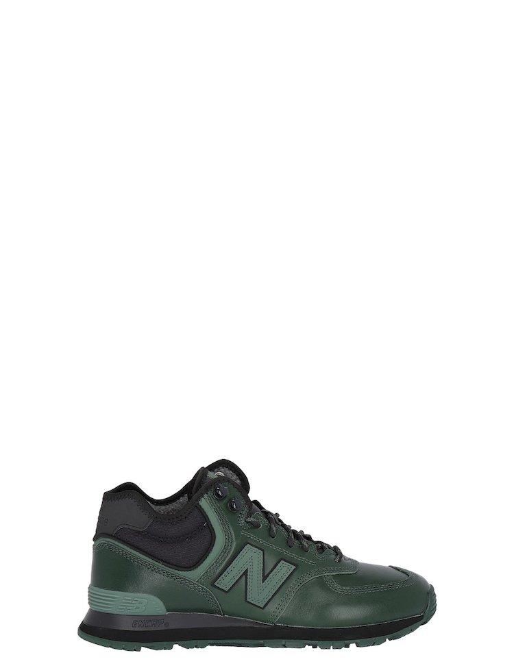 574 Sneakers In Pelle