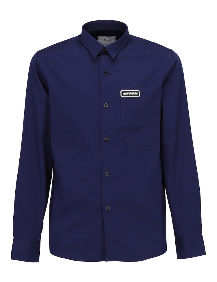 Boxy Long Sleeves Shirt
