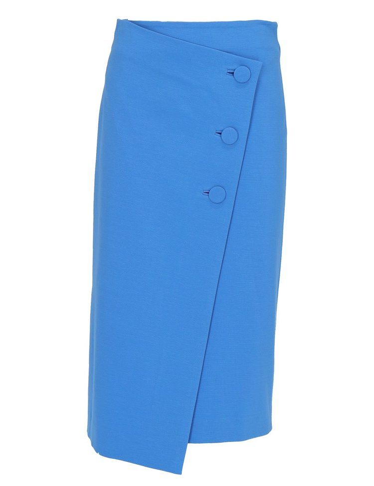 Viscose Pencil Skirt