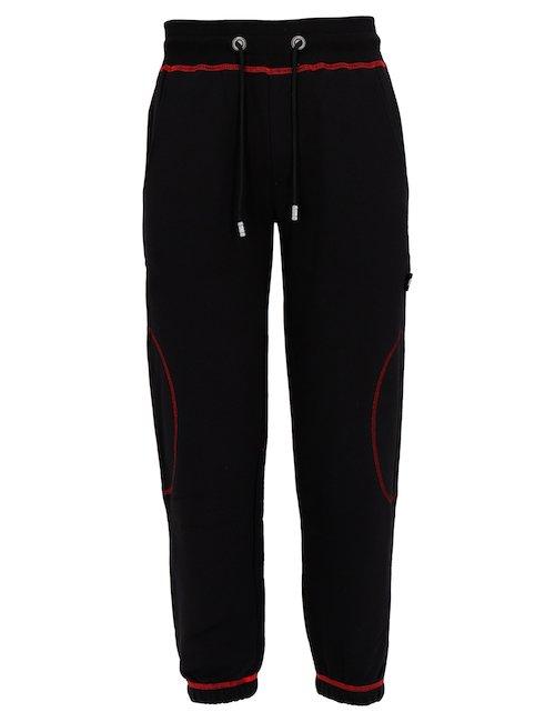 Black Band Sweatpants