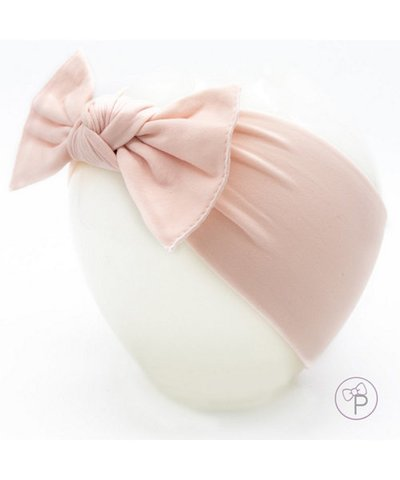 Little Bow Pip's Pippa Bow Baby Pink - Medium