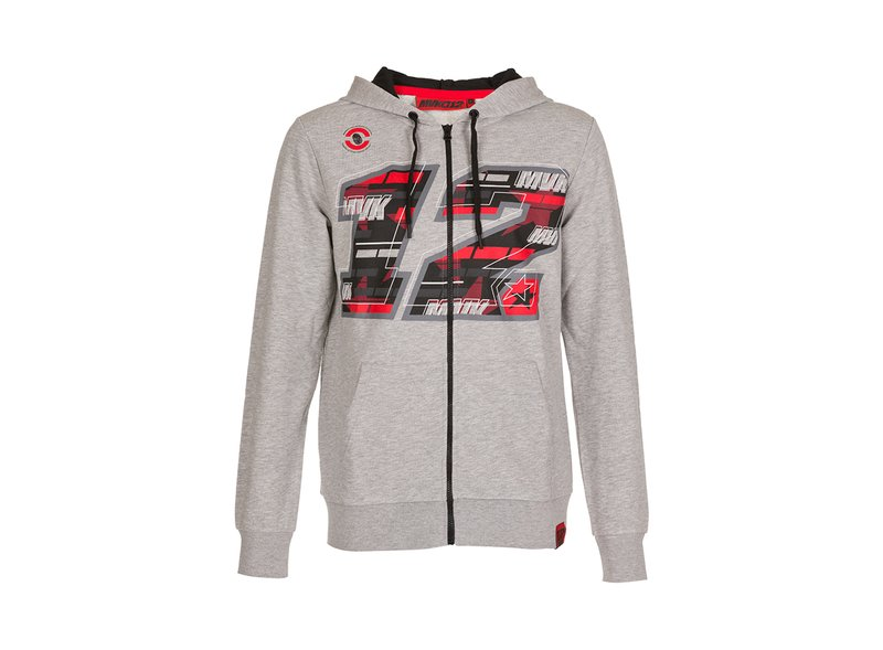 Maverick Viñales 12 Sweatshirt - Black