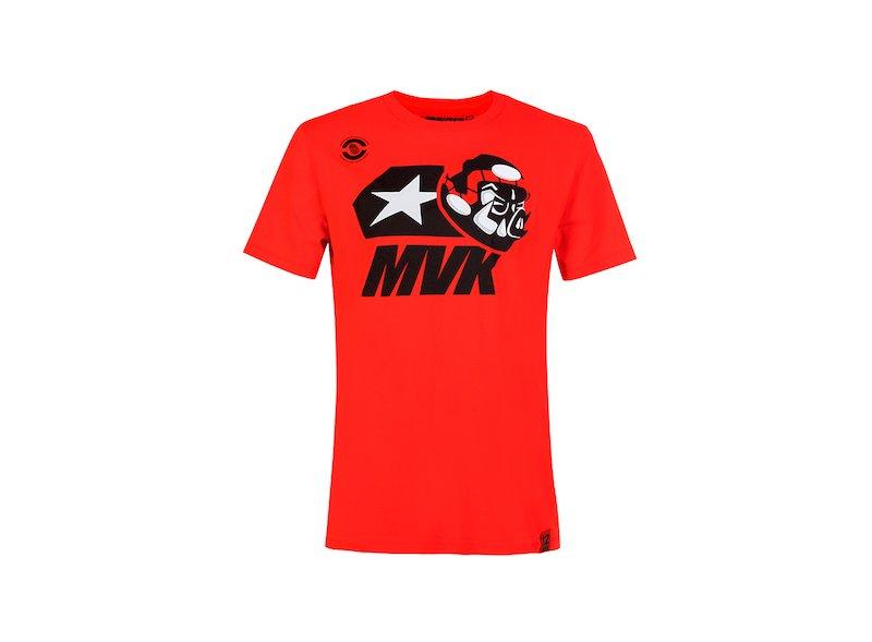 Camiseta MVK Jabalí - White