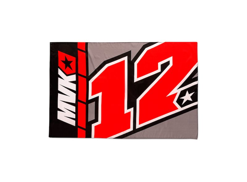 Maverick 12 Flag