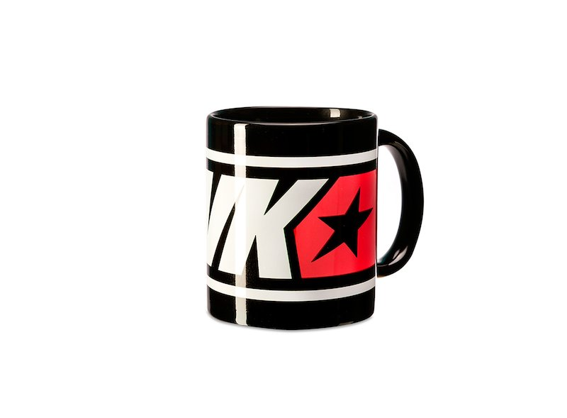 Maverick 12 Mug - White
