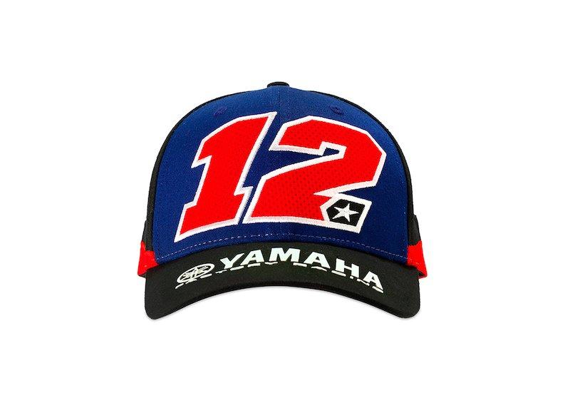 Cappellino Yamaha Viñales 12 - White