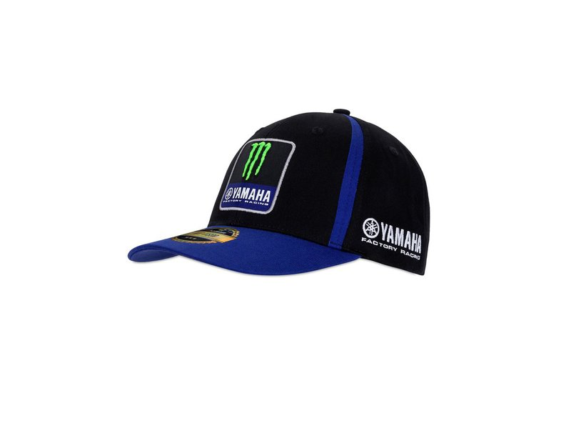 Gorra Replica Monster Energy Yamaha Team 2021 - Blue
