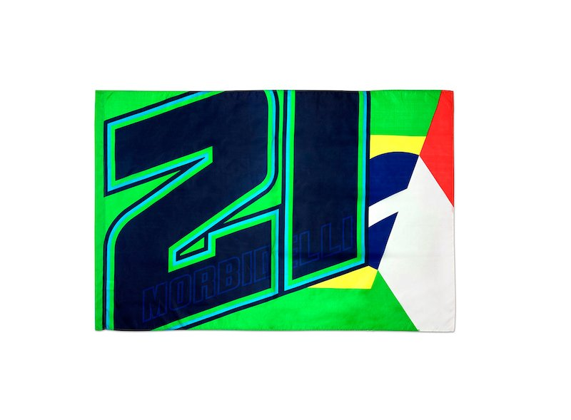 Franco Morbidelli Flag