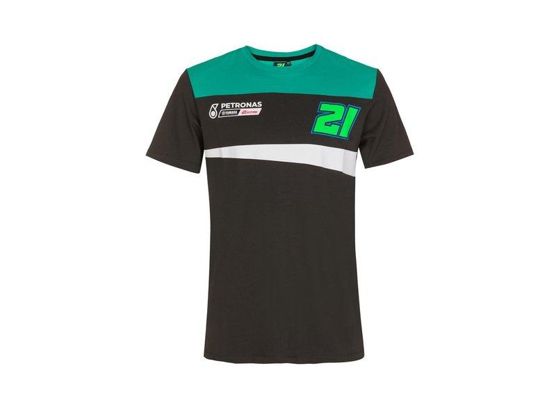 Maglietta Morbidelli Petronas - Black