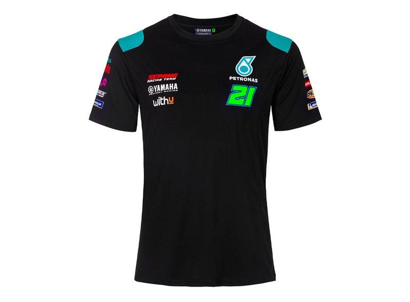 Camiseta Petronas Morbidelli Réplica