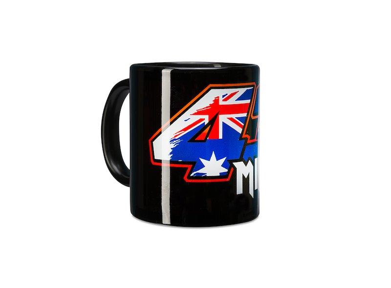 Jack Miller 43 Moto GP Black Logo Mug Official New