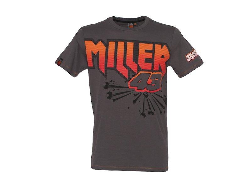 Camiseta Jack Miller 43 - White
