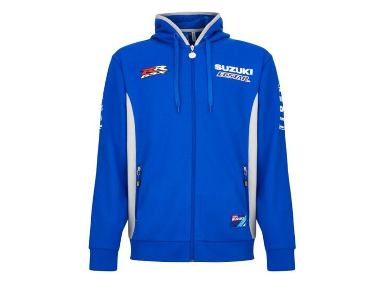 Sweat-shirt Suzuki Ecstar - Blue