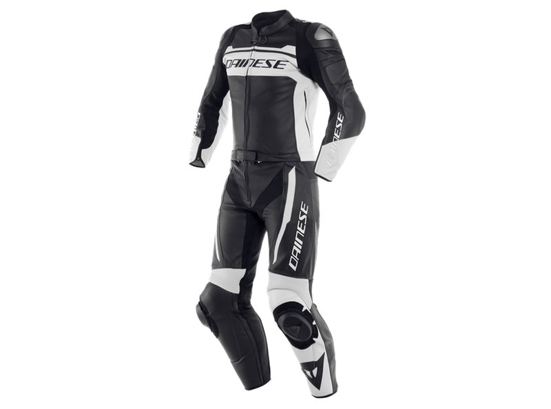 Dainese Mistel 2 Pieces Leather Suit White