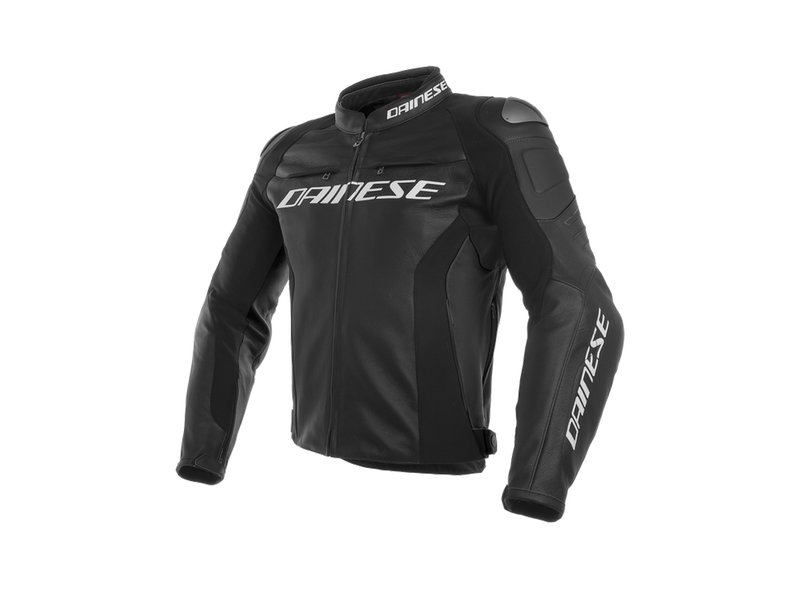 Dainese Racing Jacket Black