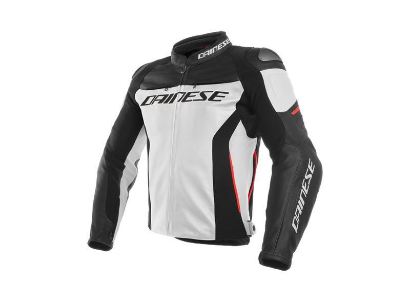 Dainese Racing Jacket White - White