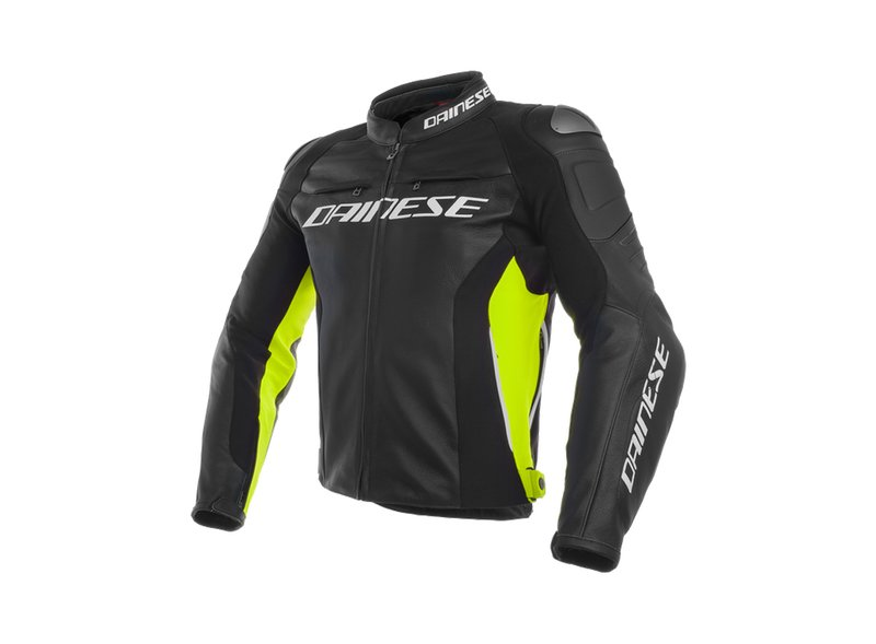 Dainese Racing Jacket Yellow