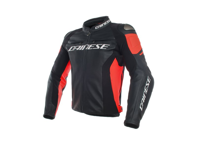 Dainese Racing Jacket Red - Black