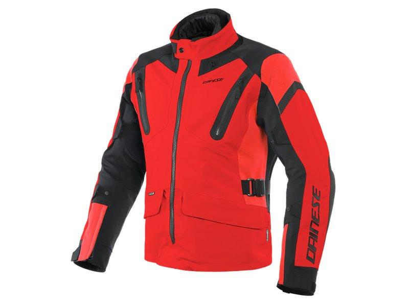 Chaqueta Dainese Tonale D-Dry Jacket Rojo Lava