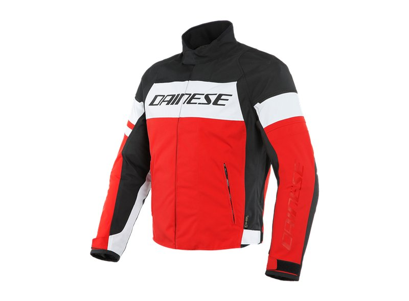 Dainese D-Dry Jacket Red