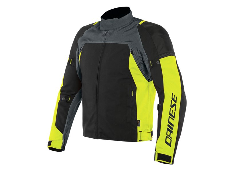 Dainese Speed Master D-Dry Jacket Fluo Yellow