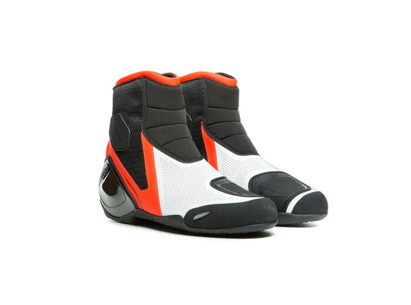 Stivali Dainese Dinamica Air Fluo Rosso