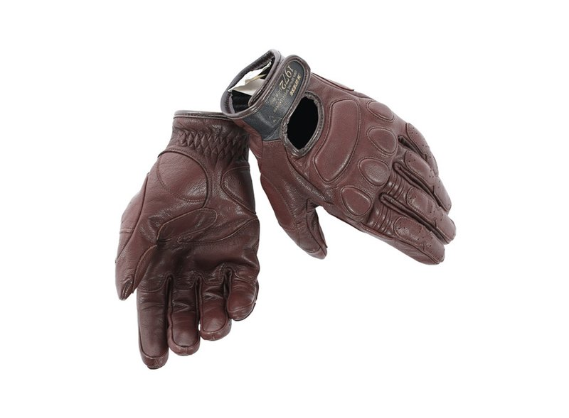 Guantes Dainese BlackJack Marrón