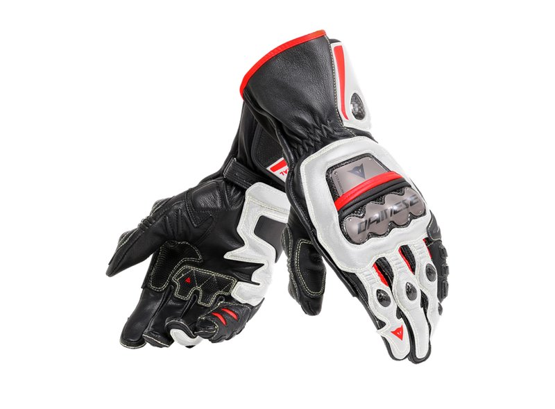Gants Dainese Full Metal Blanc