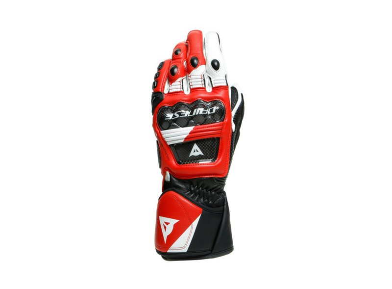 Dainese Druid 3 Golves Red