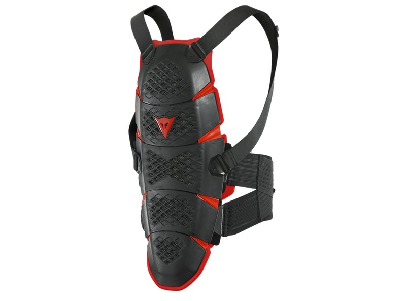 Protection Dainese Pro-Speed Back L Rouge/Noir - Red