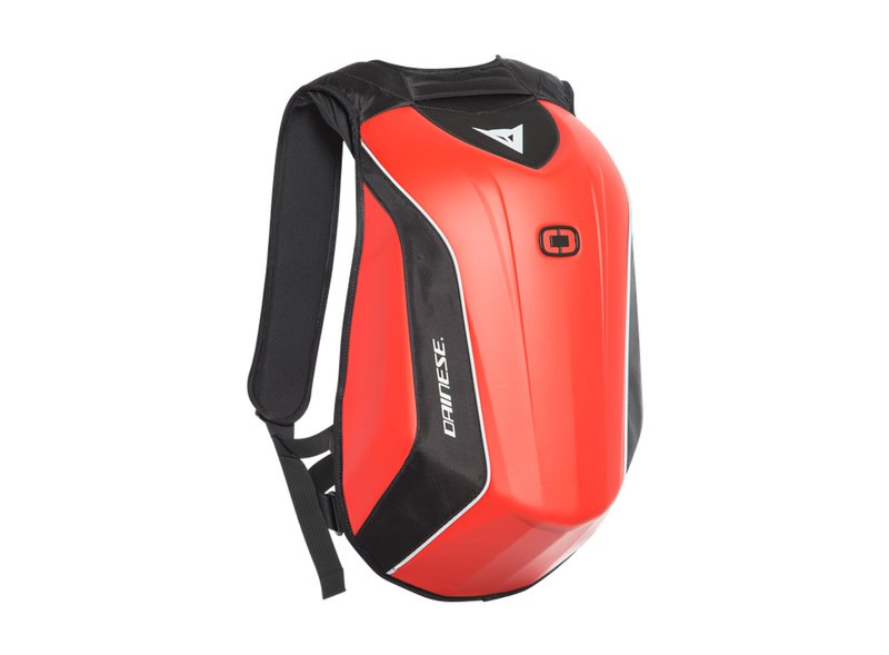 D-MACH BACKPACK - Red