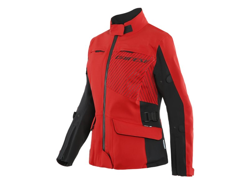 Giacca Dainese Tonale D-Dry XT Rosso Lava Donna